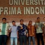 PT Gunta Saamba-Fakultas Agro Teknologi UNPRI  Tandatangani Kontrak Kerja