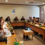Rapat DPRD Sumut dengan PLN.
