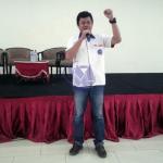 Ketua DPW-FSPMI Sumut Willy Agus Utomo