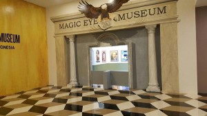 Foto : FB Magic Eye 3D Museum Kualanamu
