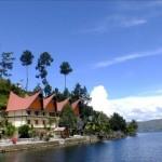 Kawasan wisata Danau Toba.