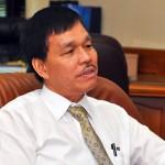 Rektor USU Runtung Sitepu