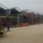 SALAH satu proyek pergudangan Wira Logistics Centre yang dibangun Wiraland Property Group.