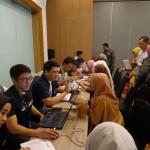 Program GO-JEK Wirausaha memberikan pembekalan praktis pada pelaku UMKM mengenai pengembangan pasar dan manajemen keuangan menggunakan teknologi.