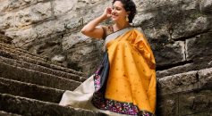 Fashion designers revive indian textiles