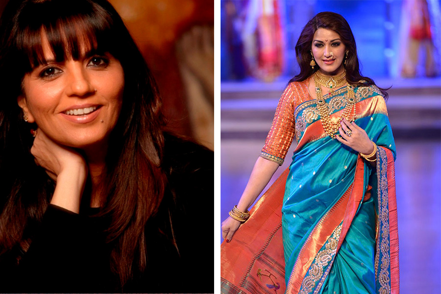 Indian Designers Who Use Indian Textiles And Techniques The Ethnic