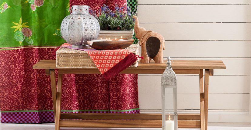 Ethnic Decor For Living Room