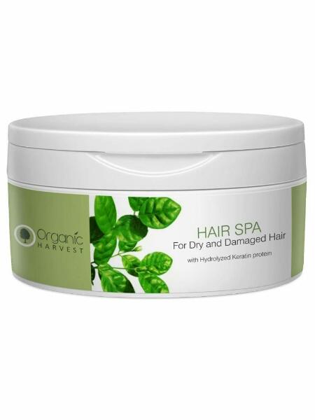 Organic Hair Spa