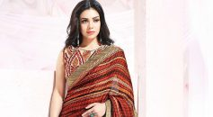 look slimmer in ethnic wear
