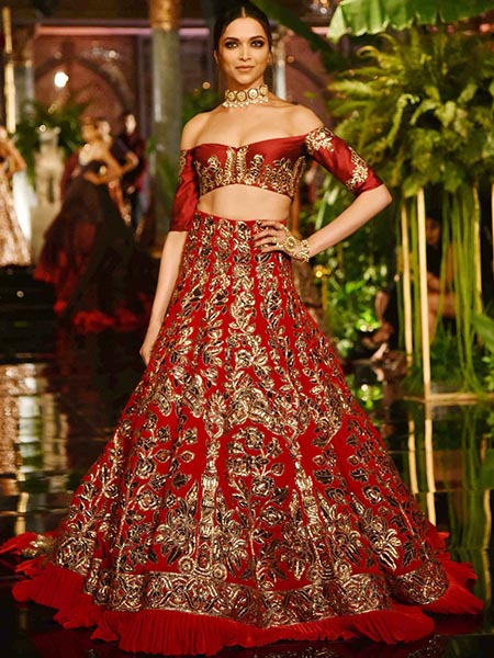 Hottest Bridal Lehengas Every Bride-To-Be Needs To See ...