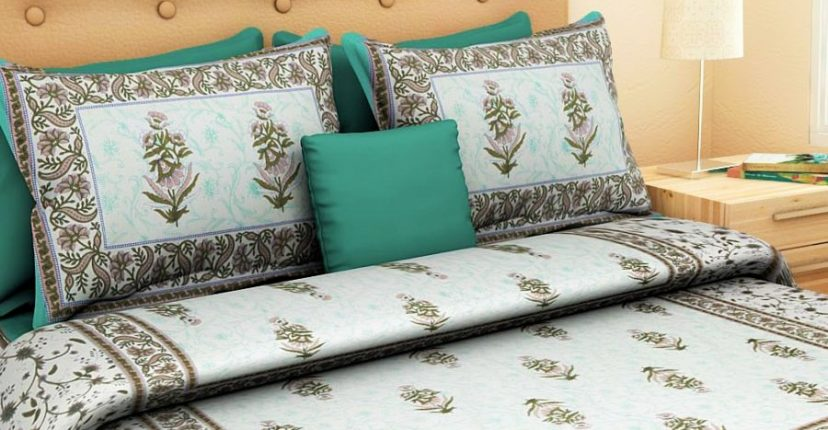 Printed Indiam quilts for winter