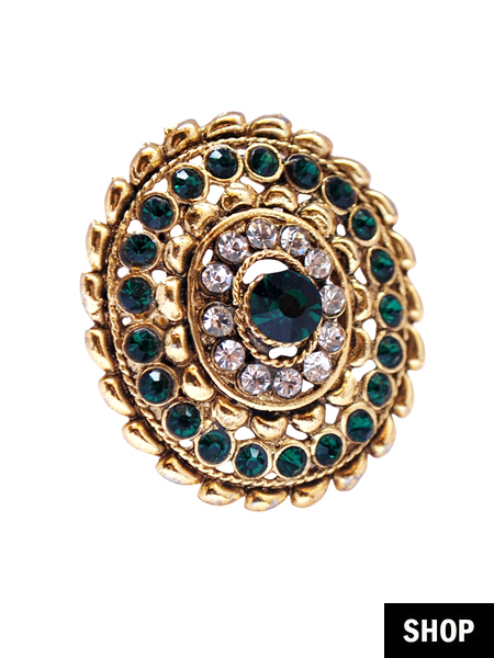9 Bridal Kundan Jewellery Designs For The 2016 Bride