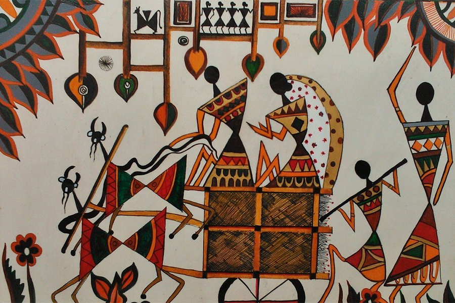All you need to know about the art of warli painting the ethnic soul today the warli art form is not only popular in metros like bangalore chennai and delhi but internationally as well altavistaventures Image collections