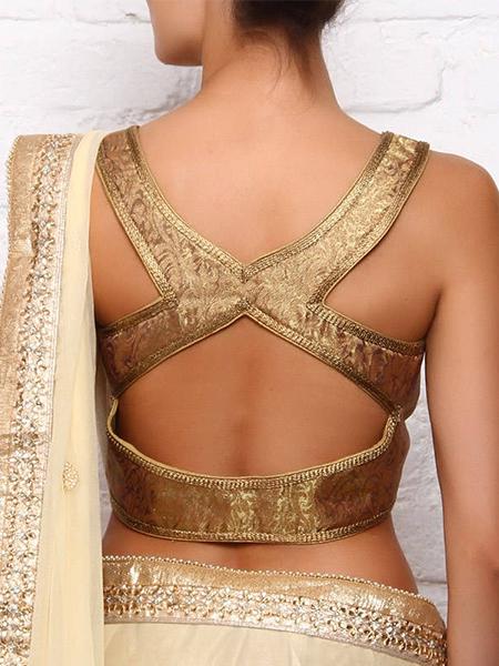 Sexy blouse design