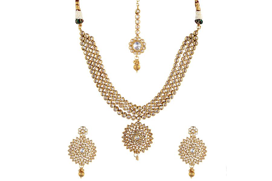6 Amazing Types Of Indian Wedding Jewellery That Every BrideToBe