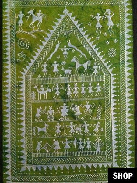 Madhubani To Warli 11 Indian Folk Art Forms That Survived