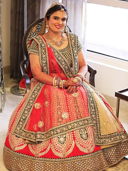 Sindhi_Bride_Ankita_wadhwani
