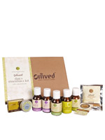 Omved Essential Skincare Kit
