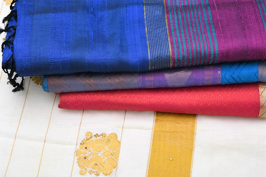 how to take care of sarees