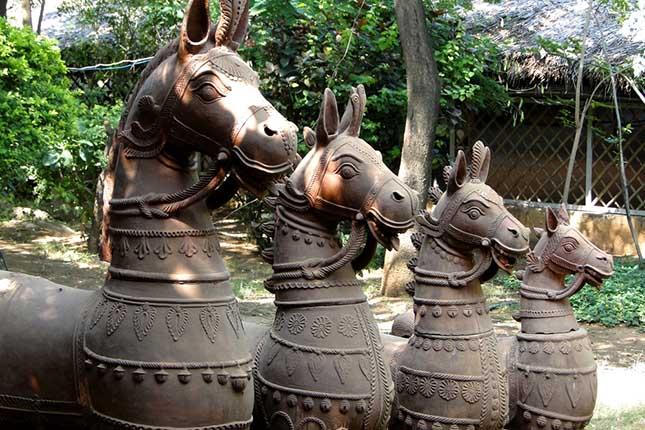 Terracotta in Tamil Nadu