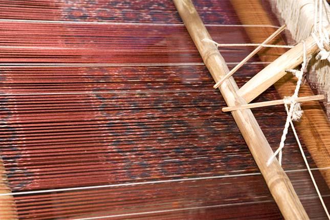 patola sarees weaving