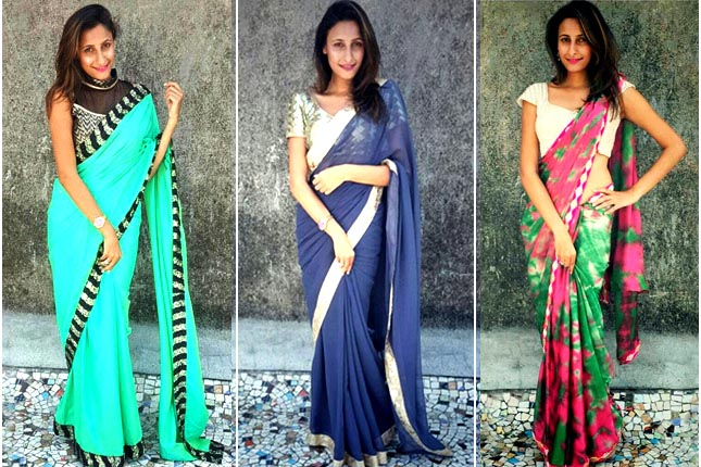 Sarees for 2017 wardrobe