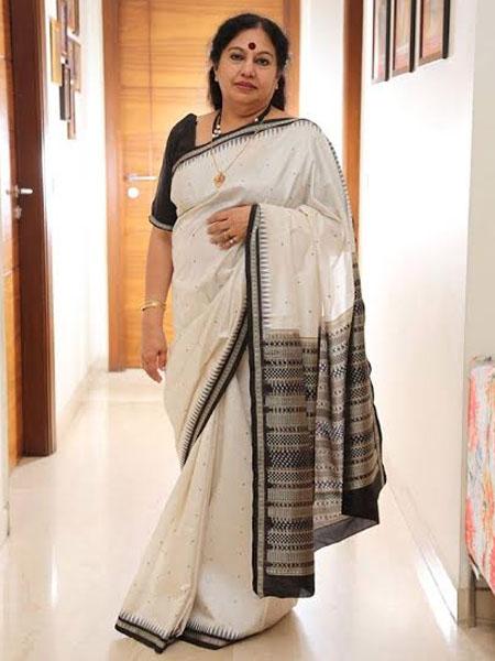 Behrampuri saree