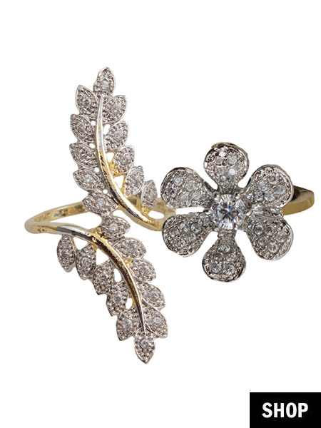 8 Fusion Jewellery Designs That Are Perfect For Indian Western