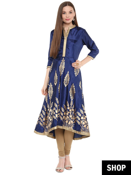 7 Kurti Designs That Make Short Women Look Taller The Ethnic Soul