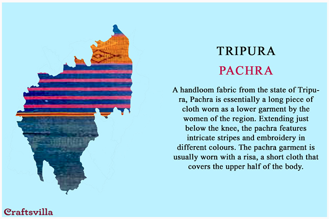 pachra from Tripura