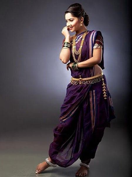 nauvari_sareedraping styles