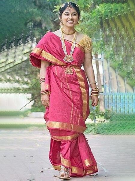 madisaru saree draping styles