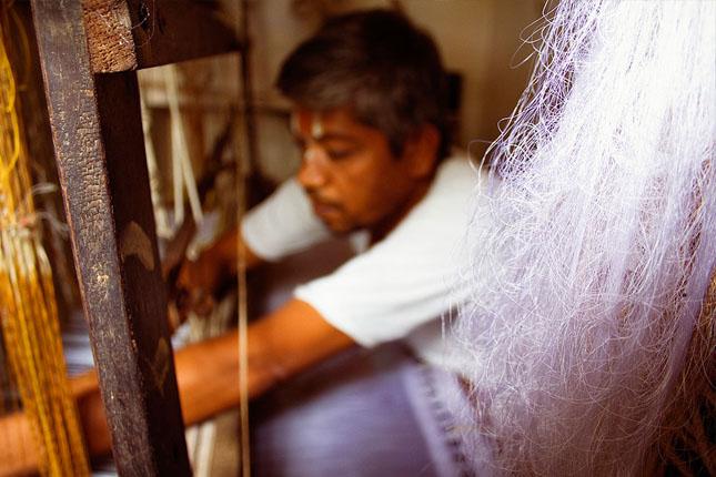 mysore silk sarees fibre