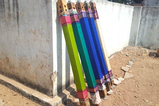 gadwal sarees varieties