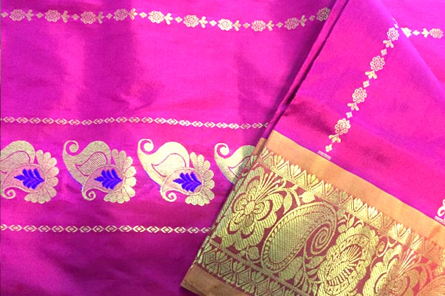 Dharmavaram Sarees The Handloom Favourite Of Saree Connoisseurs