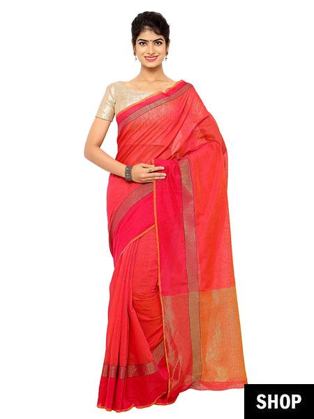 designer saree look alikes 2