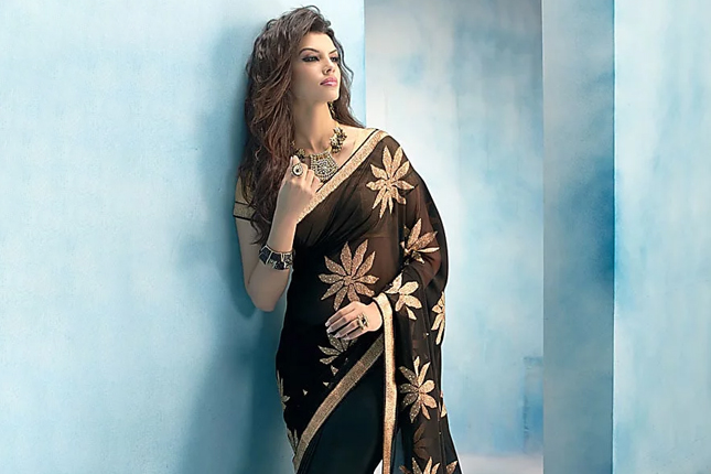 Saree Designs for summer
