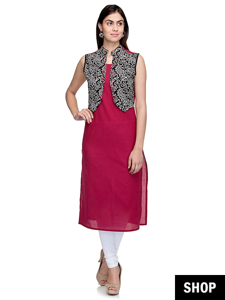 12 Sleeveless Kurti Designs For Summer That Every Girl Needs The