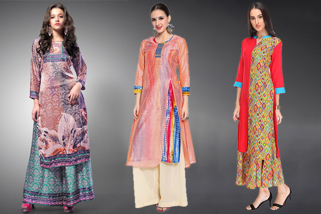 Kurti designs for summer