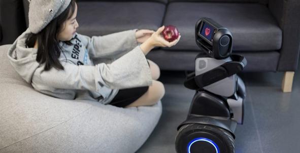 Loomo – Your Personal Robot Butler