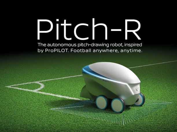 Pitch-R – Nissan's latest product development inspired by ProPilot