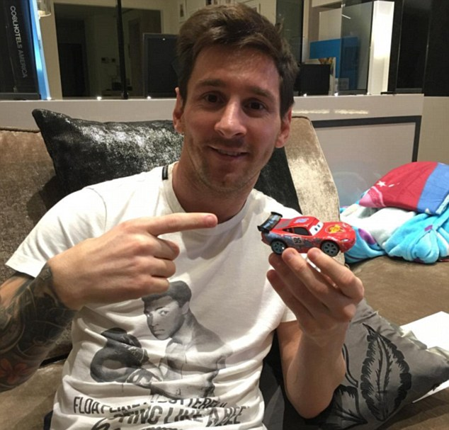 """Five of Lionel Messi's Cars – the First One is """"Wow"""", the Last One is…er…Embarassing"""