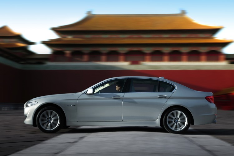 A Chinese First for BMW