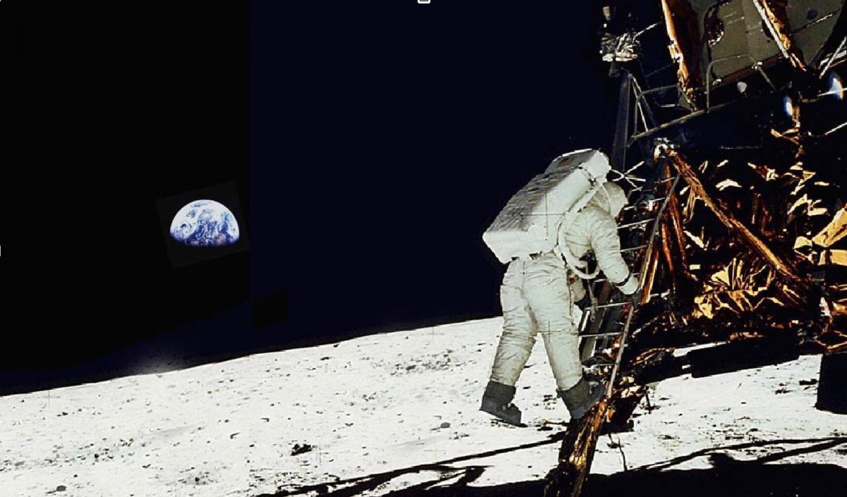 A Symbolic Day in Space Exploration