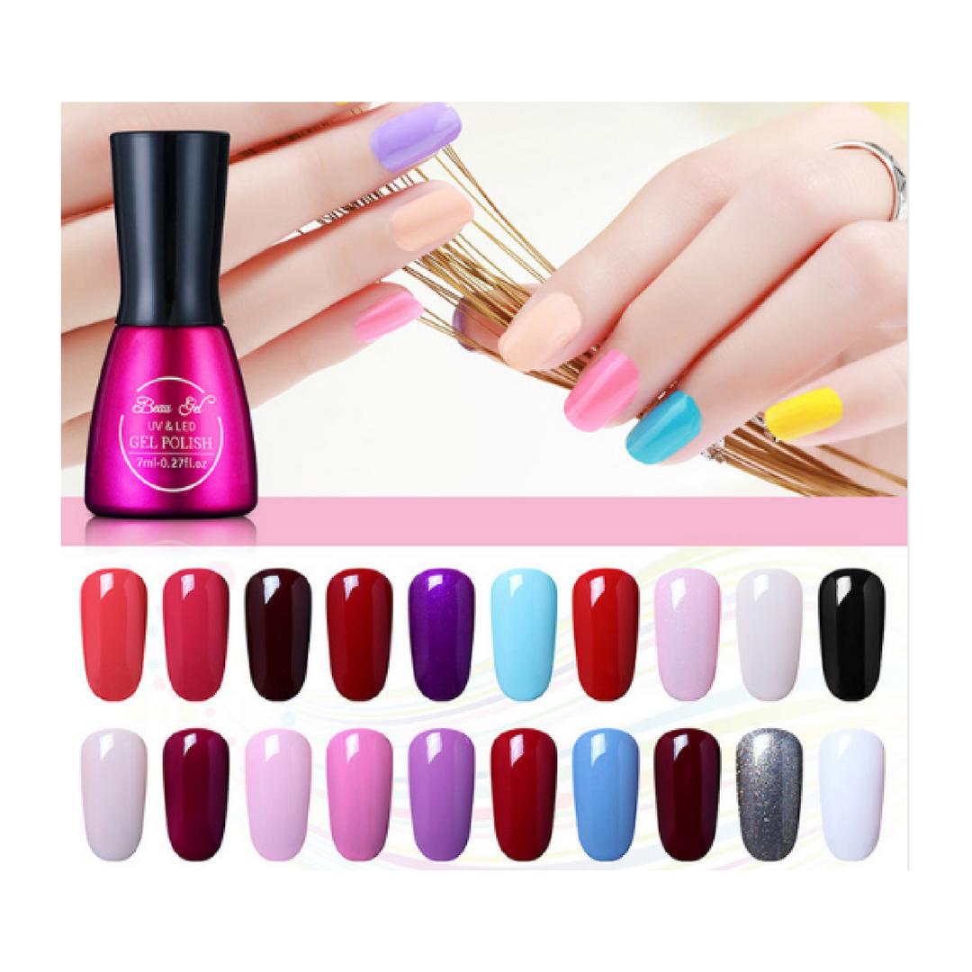 Все цвета лака для ногтей фото гель лак