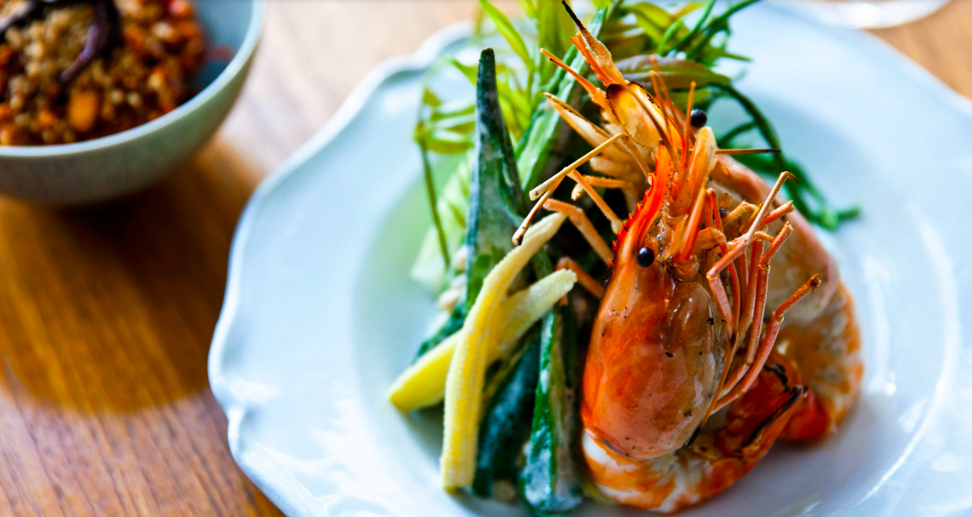 luxury travel bangkok Nahm Restaurant