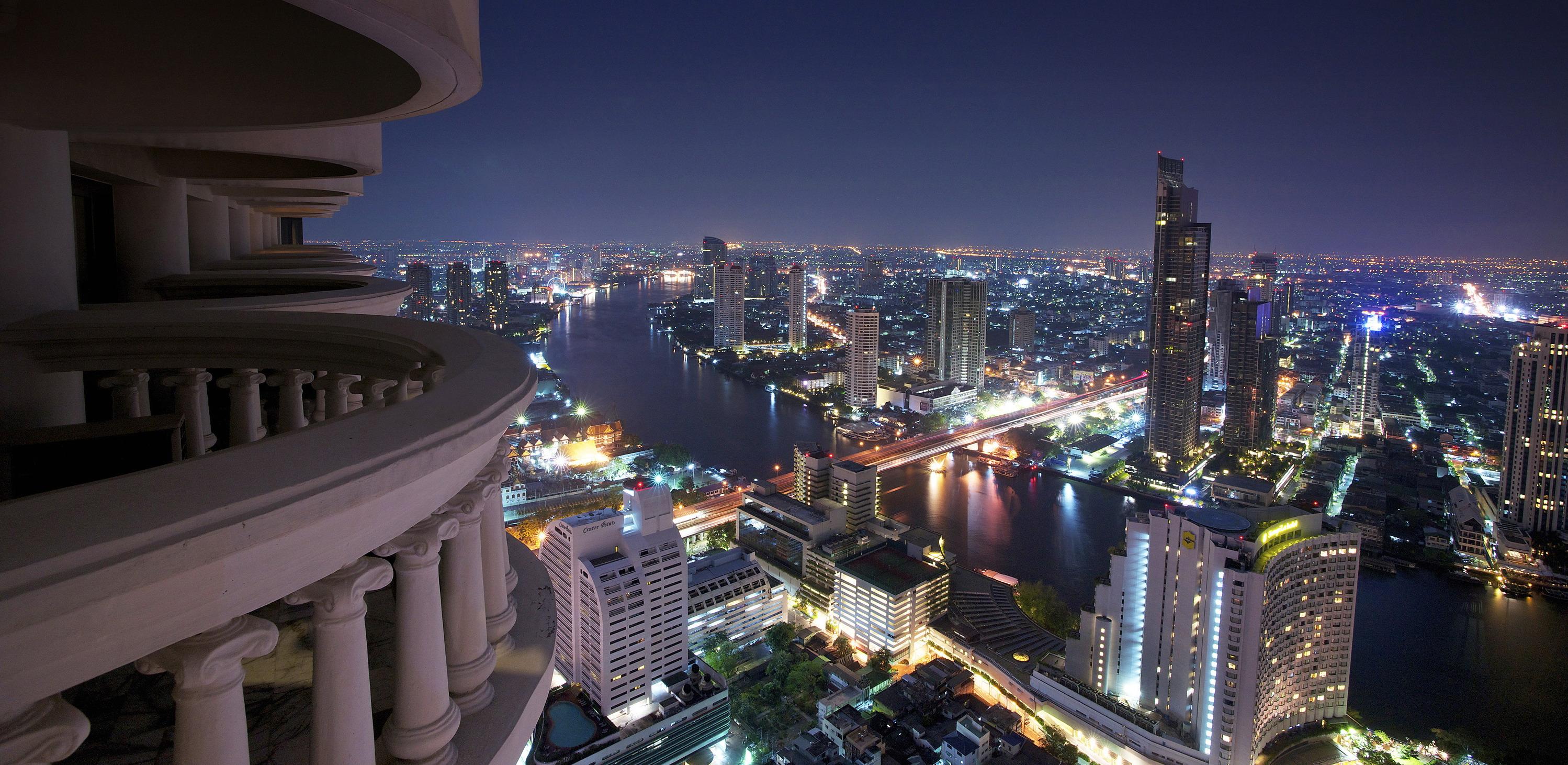 luxury travel bangkok lebua at state tower