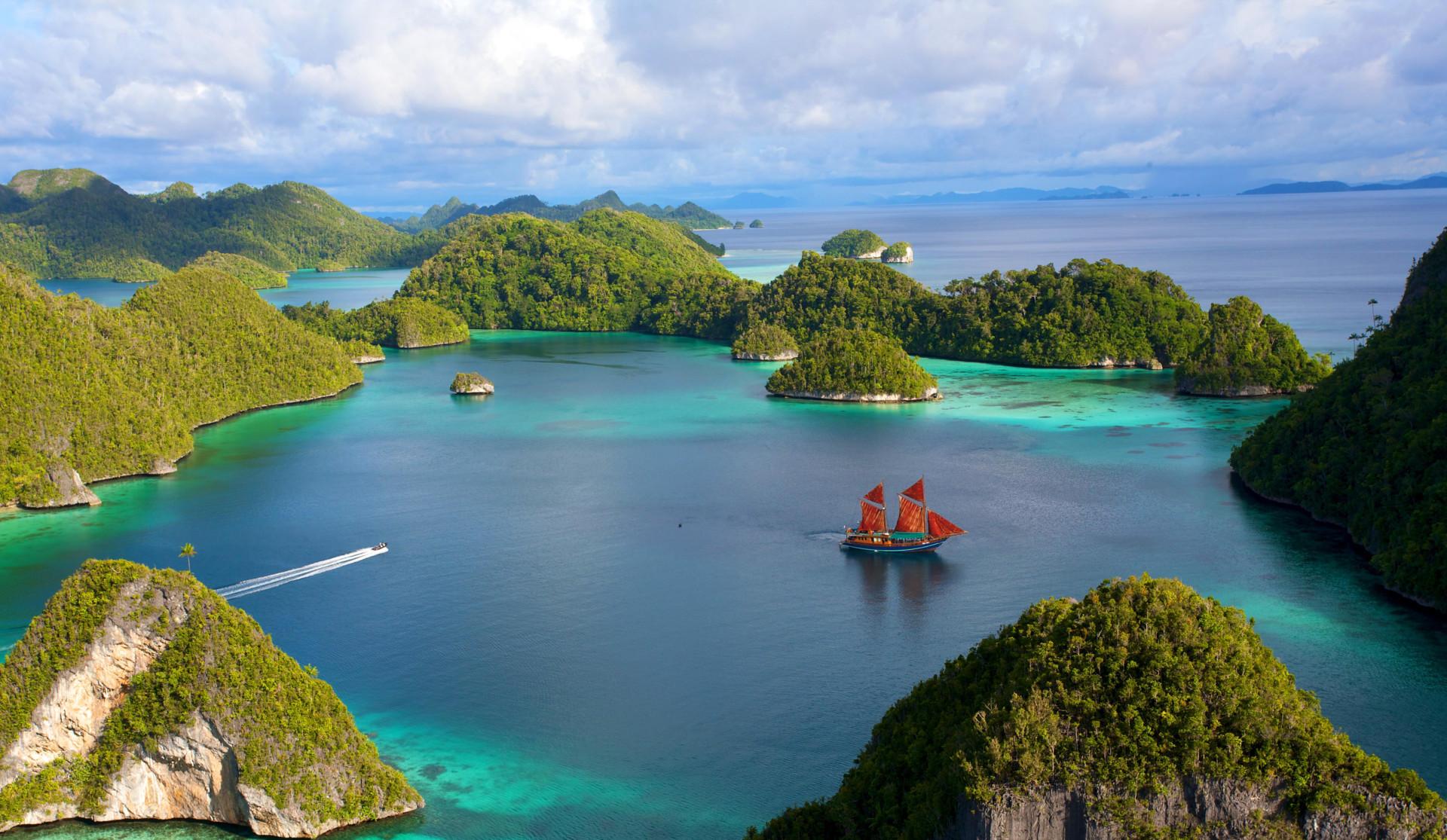 Diving in Southeast Asia: Raja Ampat