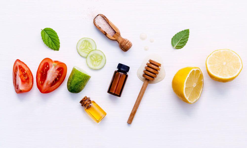 Mustika Ratu Duo Face Care Glow & Tight Green tea