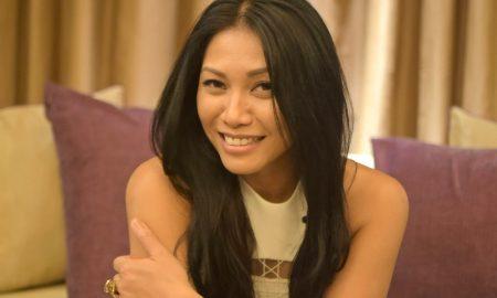 Inspiring Muse Anggun